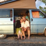 westfalia van and digital nomads