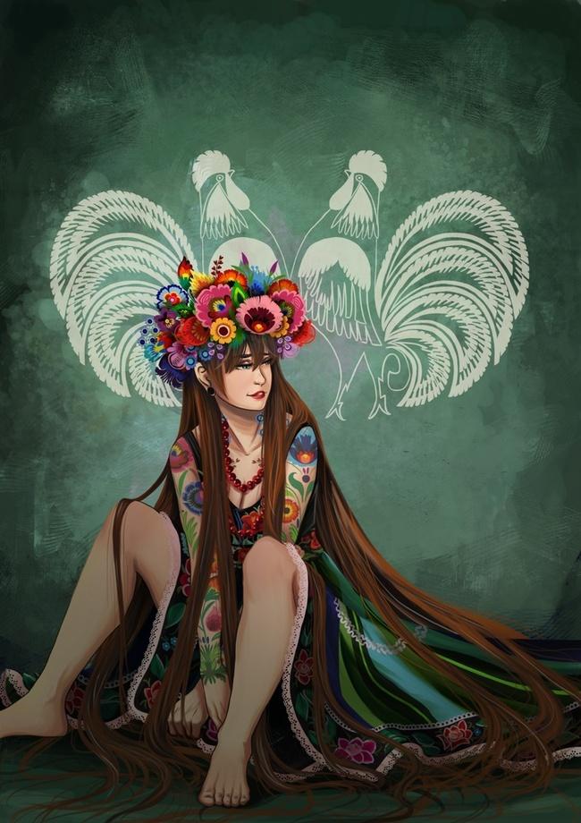 Paulina Wach, artystka, która przewróciła polski folklor do góry nogami