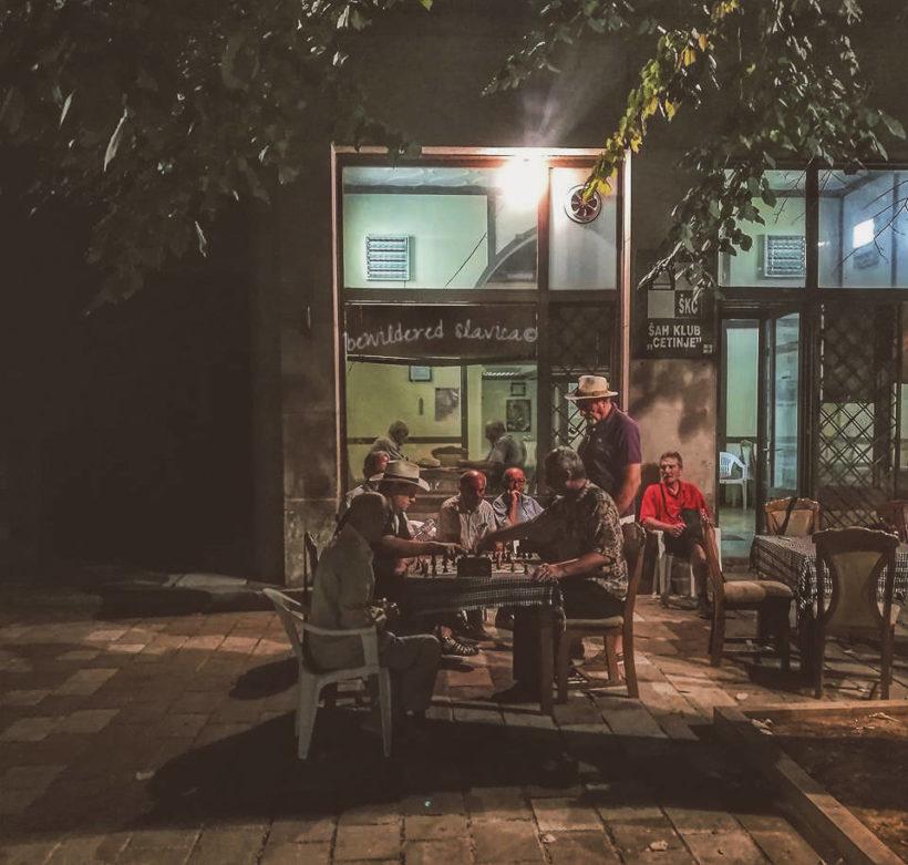 sah klub cetinje Klub Szachistów w Cetynii