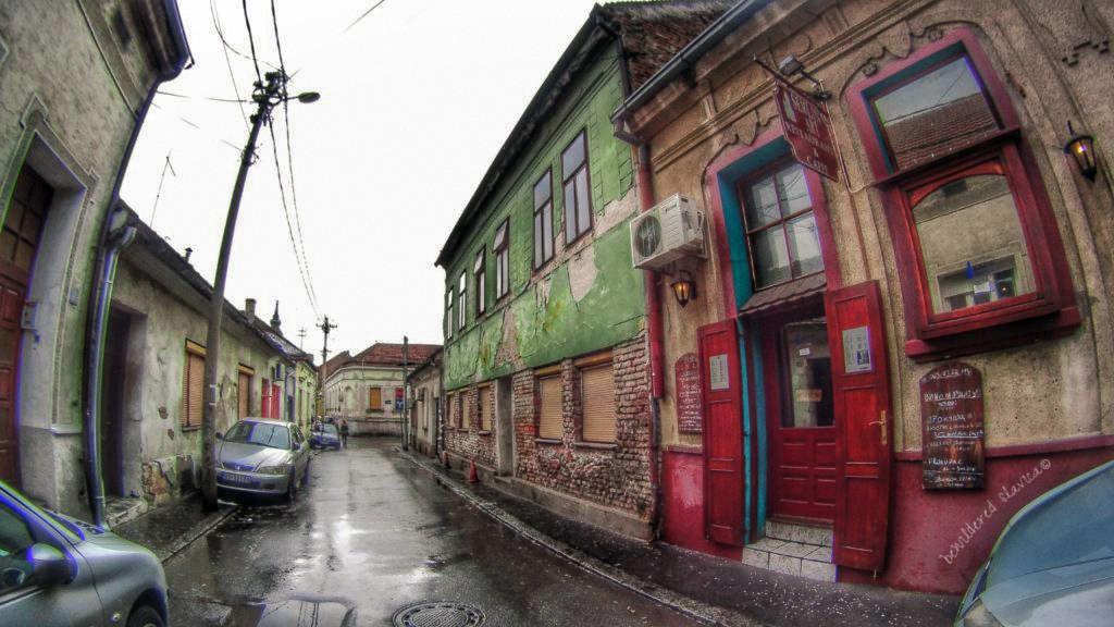 Ulice dzielnicy Zemun