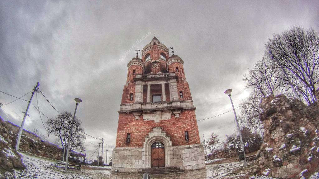 Gardoš tower hill belgrade beograd