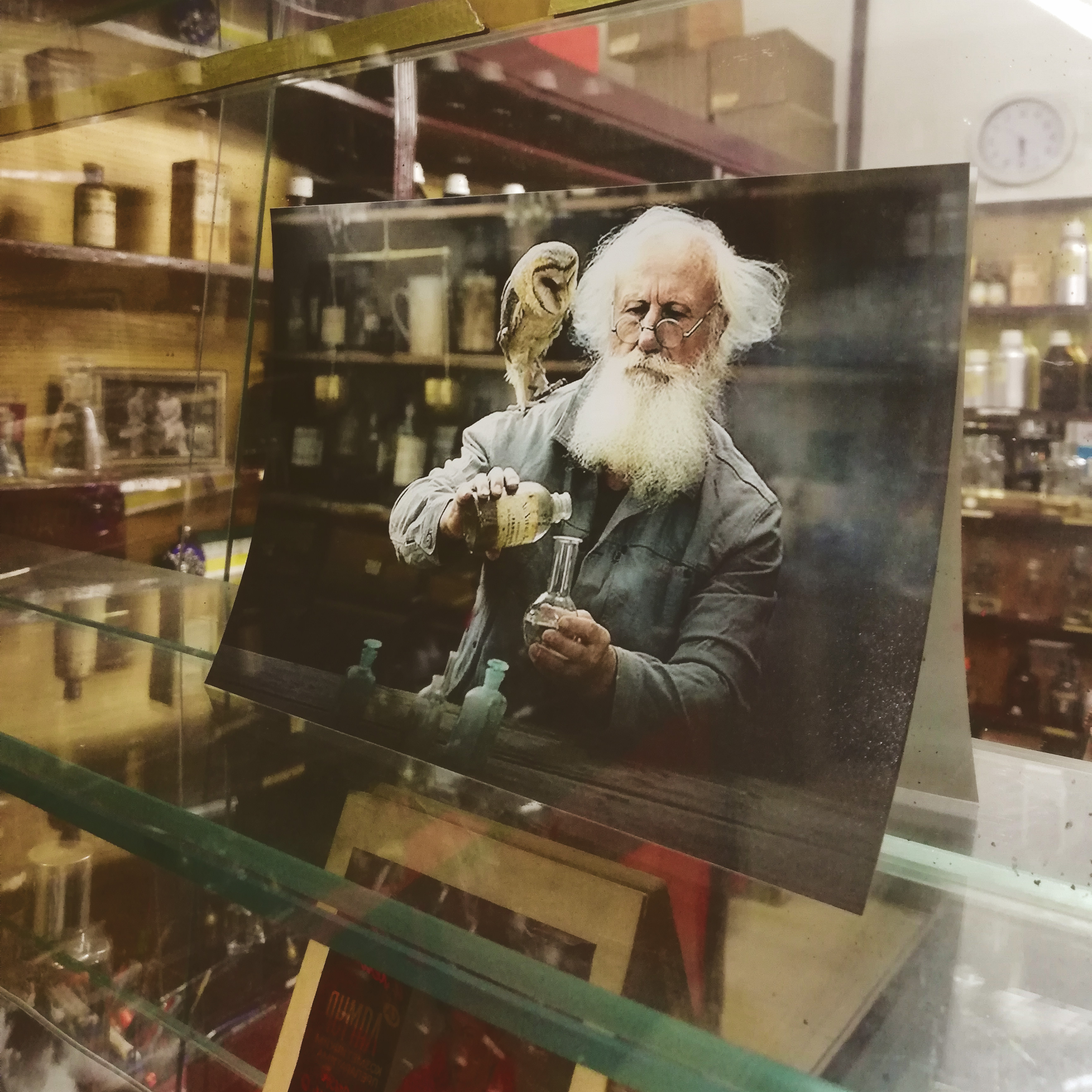 Magiczna perfumeria w Belgradzie, która pamięta czasy Jugosławii