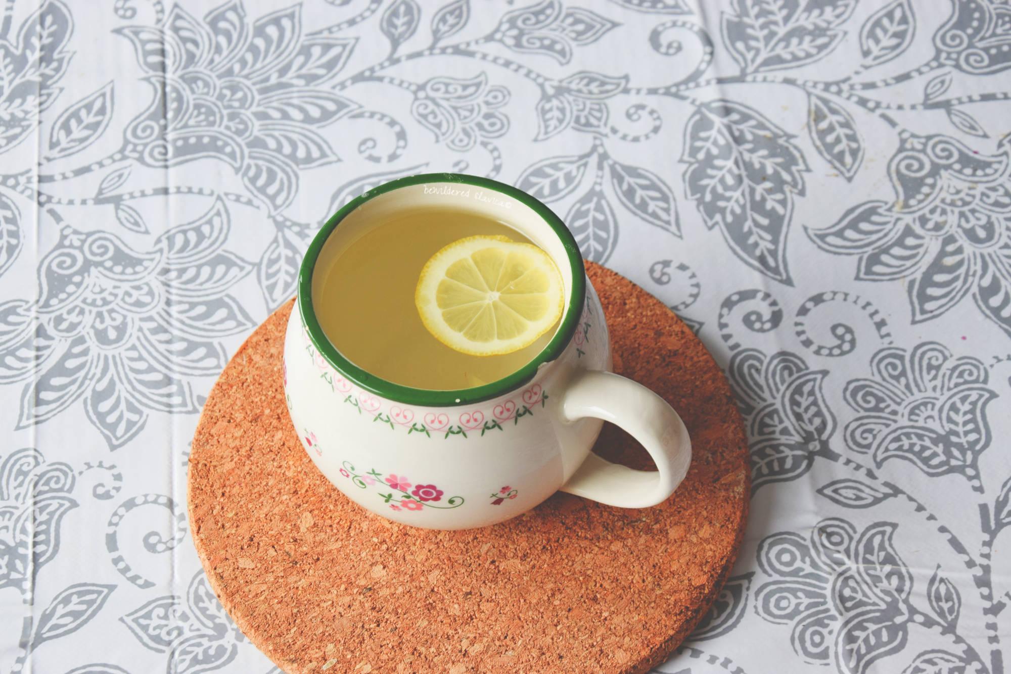 Ziołowe herbatki na dobranoc