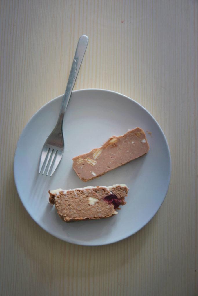 jagielnik ciasto jaglane kasza jaglana czekolade czekoladowy blog prl przepis dietetyczne zdrowe bez cukru