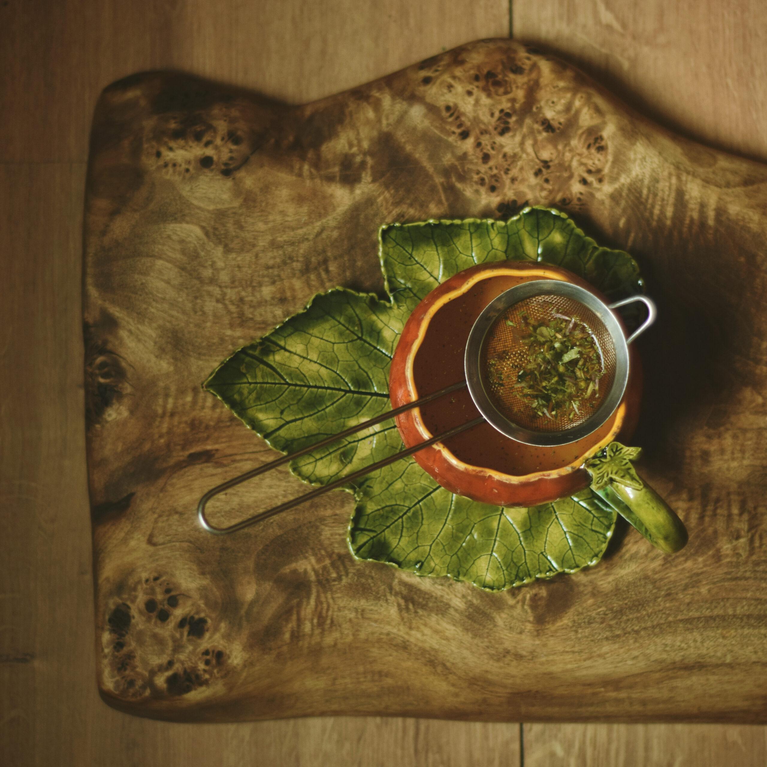 Jesienne herbatki i eliksiry