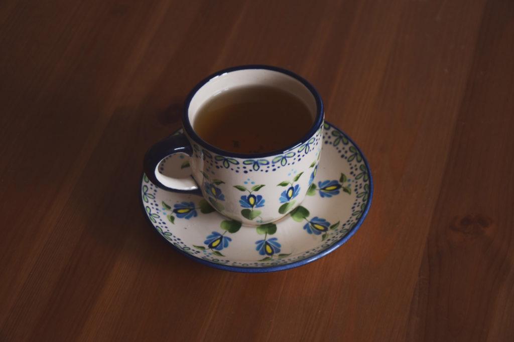 herbatka jesienne herbatki napoje przepisy ivan caj kaszubski wzór wez mnie na wies bewildered slavica napar