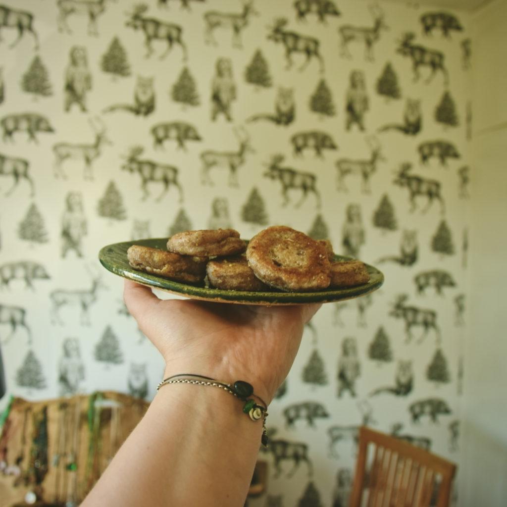 zakwas żytni orkiszowy chlebowy placki sourdough discard przepis fermentujemy