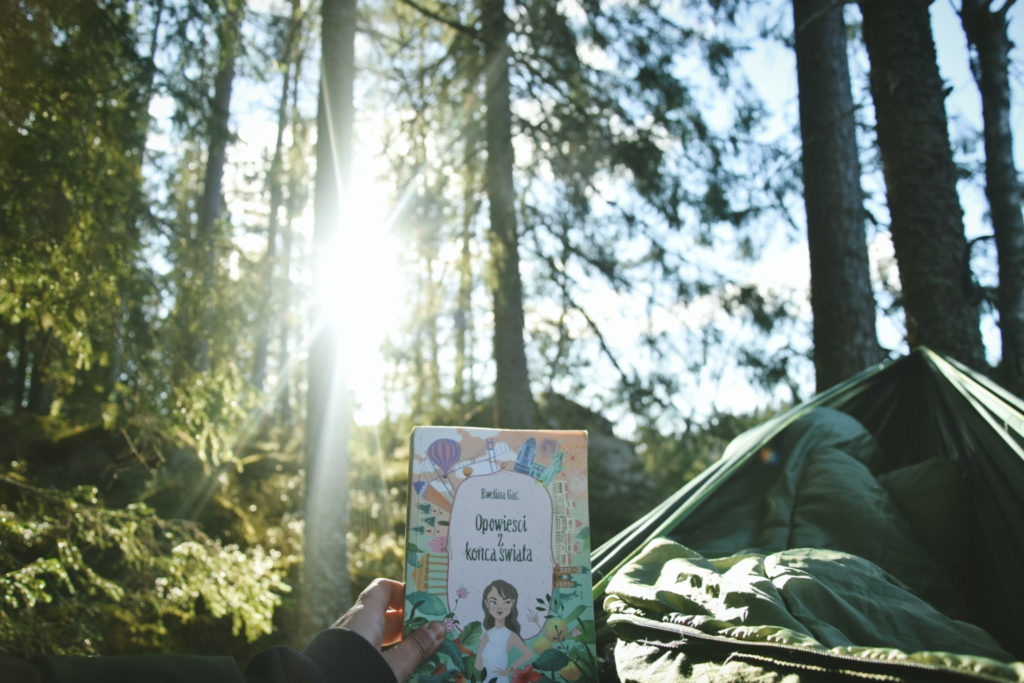 ewelina gac polscy blogerzy podróże expat emigracja zyćie na obczyźnie koniec świata opowieści poszukiwanie książka recenzja blogerka życie polacy w turcji grecji usa praca za granicą klub polki