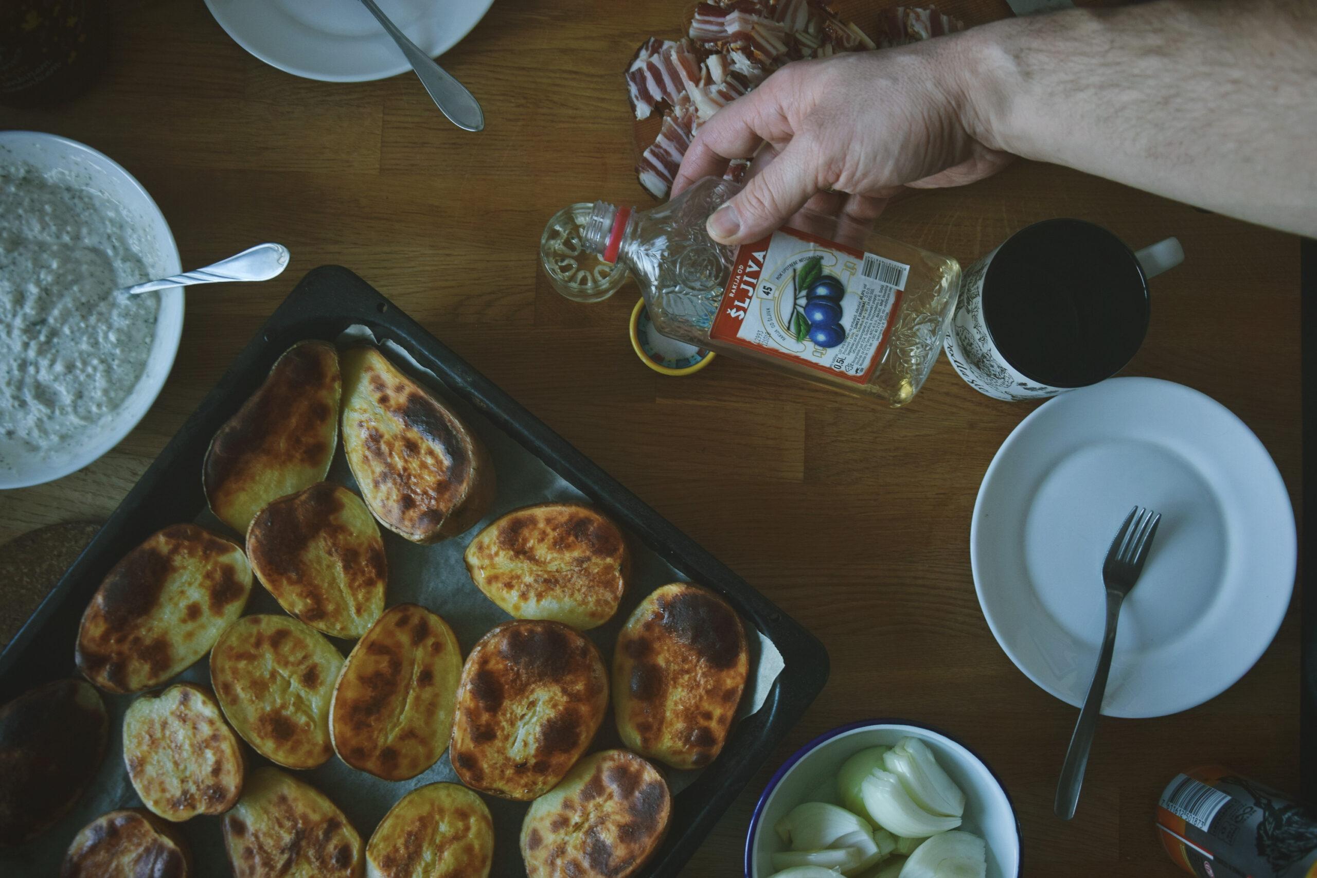 Pomysły na proste serbskie śniadanie