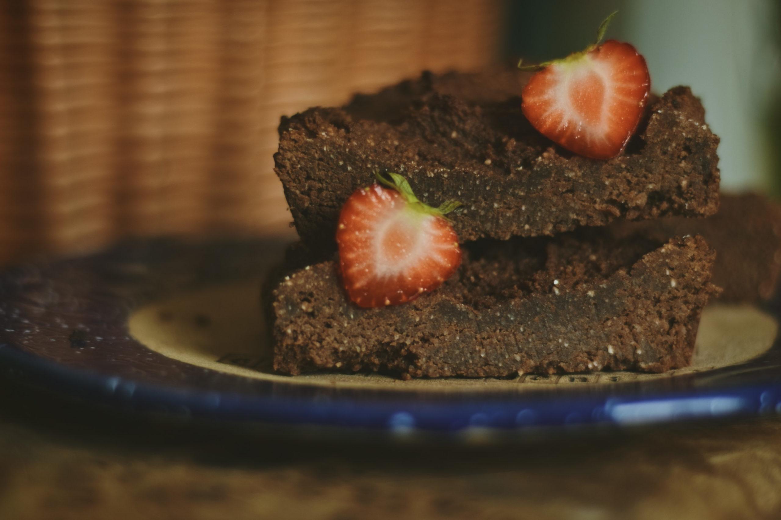 Ciasto Kladdkaka w 17 minut (+przepis low carb)