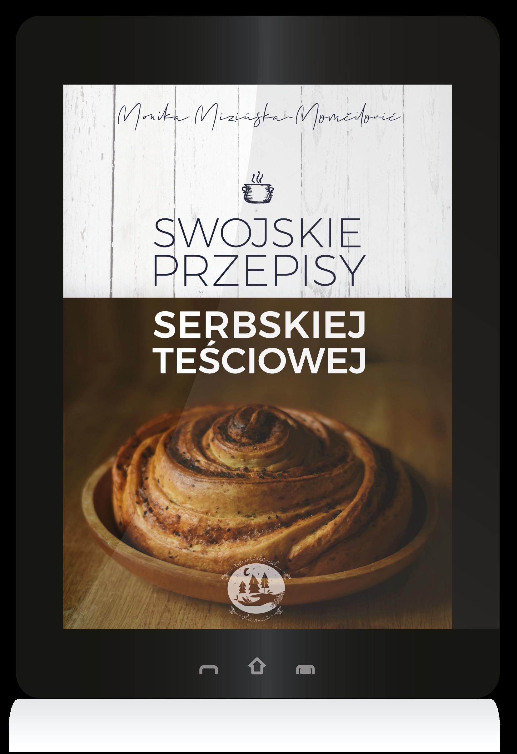 Swojskie przepisy serbskiej teściowej [e-book]