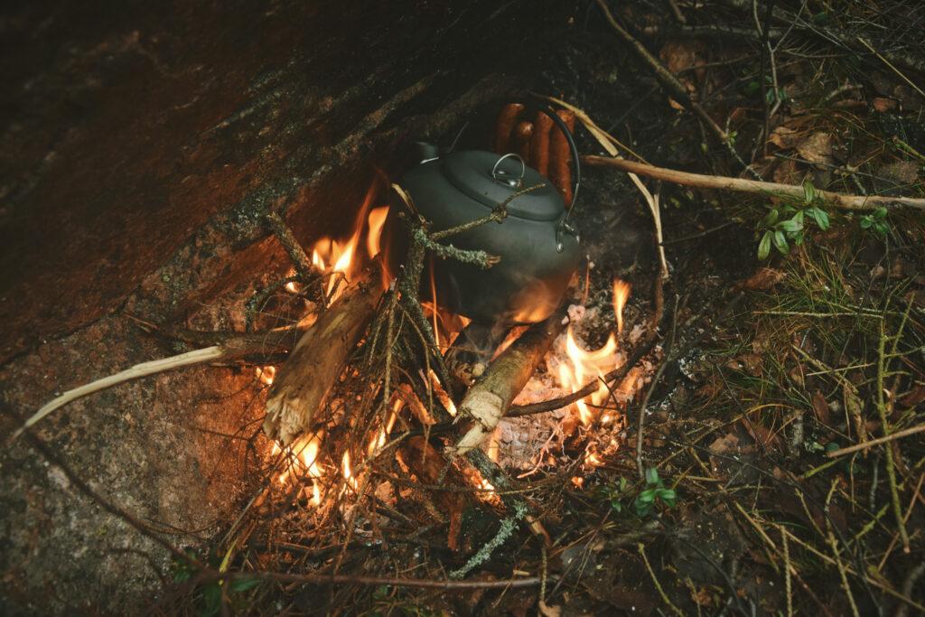 czajnik helakion tex milworld outdoor bushcraft survival