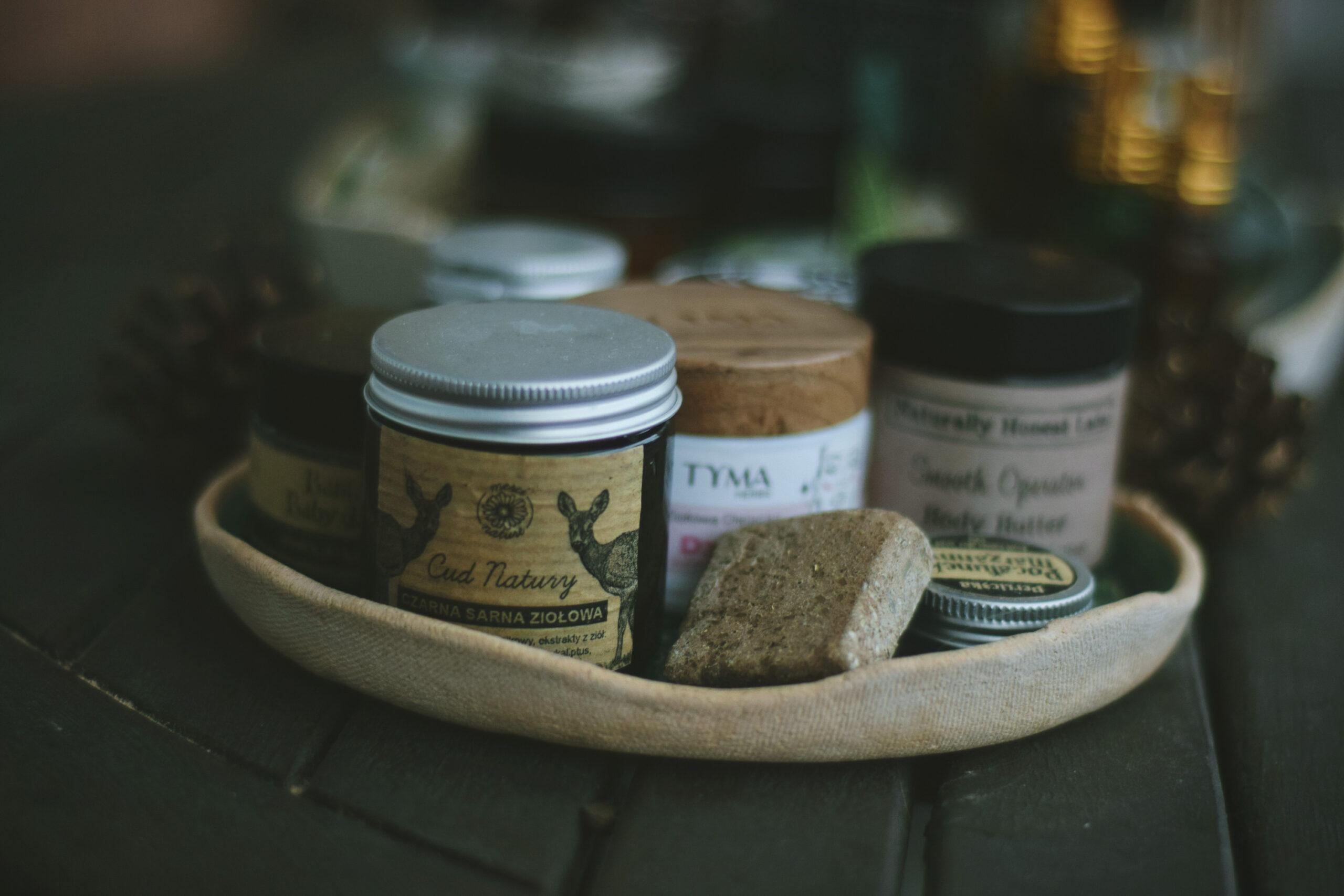 Moje ulubione ręcznie robione naturalne kosmetyki ziołowe