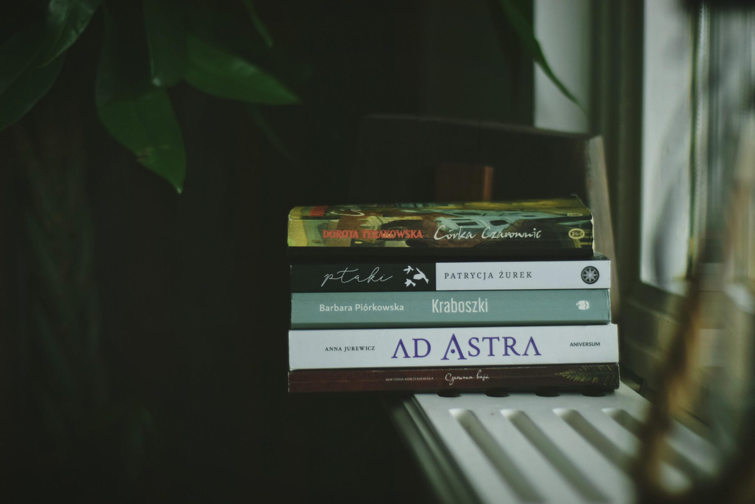 5 polskich powieści o podróży w głąb siebie
