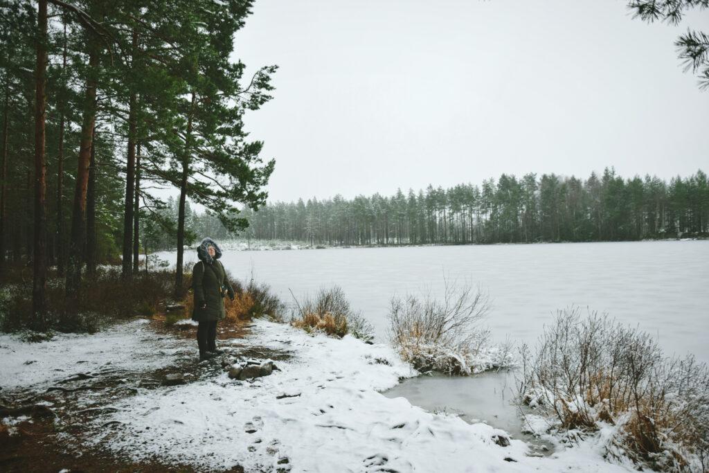 ramnas - jeziora w Västmanland
