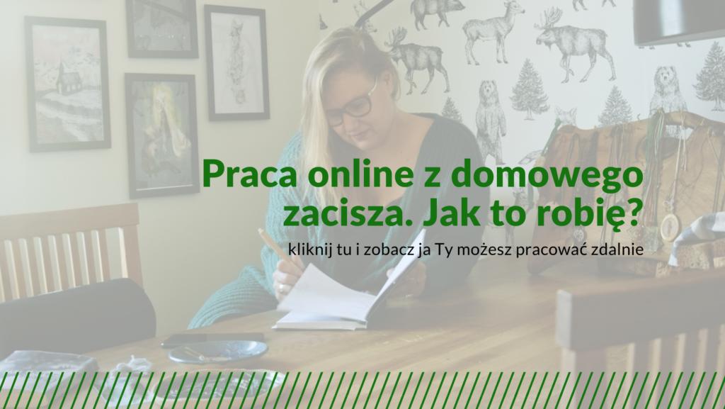 praca zdalna online uk polska firma dodatkowy zarobek odnoga finansowa network marketing praca przez internet