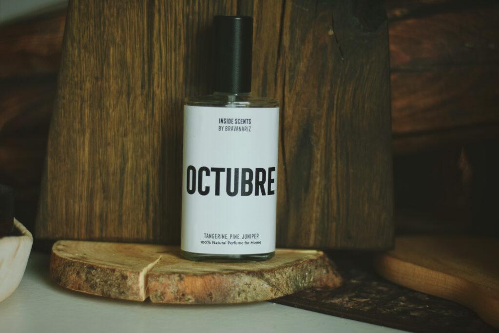 bravanariz octubre vetiver root korres perfumy niszowe jesienne gourmand pachnące jesienią