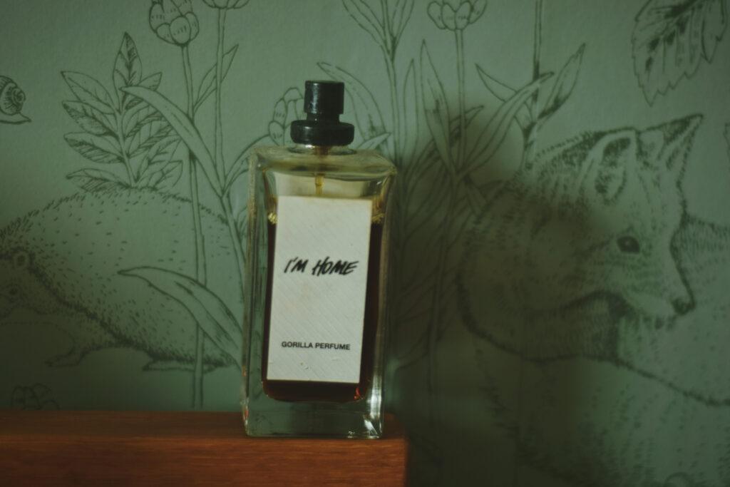 i'm home lush vetiver root korres perfumy niszowe jesienne gourmand pachnące jesienią